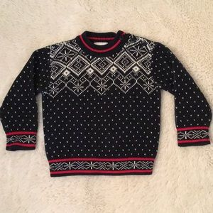 Hanna Andersson Size 90 Sweater